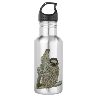 Smiling Sloth 532 Ml Water Bottle