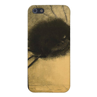 Smiling spider case for iPhone 5