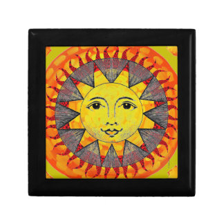 Smiling Sun Gift Box