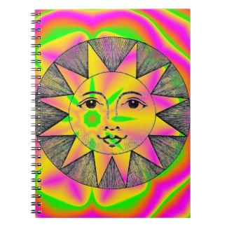 Smiling Sun Notebooks