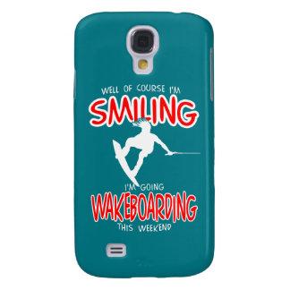 SMILING WAKEBOARDING Weekend 1 WHITE