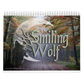 Smiling Wolf Photography Calendar