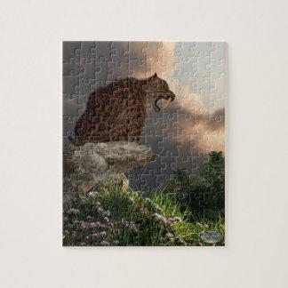 Smilodon Californicus Lookout Puzzles