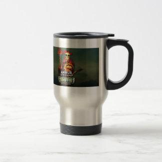 SMITE: Anhur, Slayer of Enemies Travel Mug