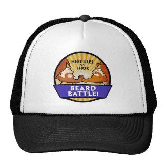 SMITE Beard Battle Hats