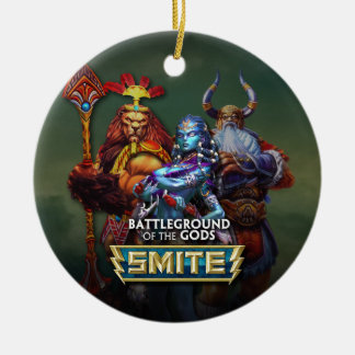 SMITE: Gods Ceramic Ornament