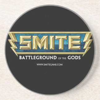 SMITE Logo Battleground of the Gods Coaster