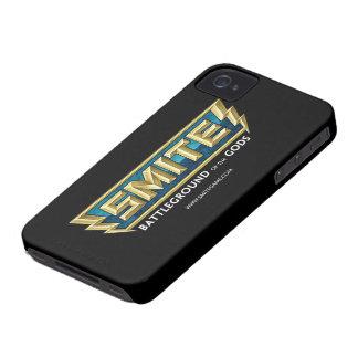 SMITE Logo Battleground of the Gods iPhone 4 Cover