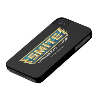 SMITE Logo Battleground of the Gods iPhone 4 Covers