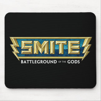 SMITE Logo Battleground of the Gods Mouse Pads