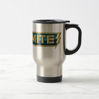 SMITE Logo Battleground of the Gods Travel Mug