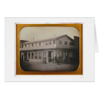 Smith and Porter's coffee house...  (40084) Card