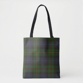 Smith Clan Tartan Tote Bag
