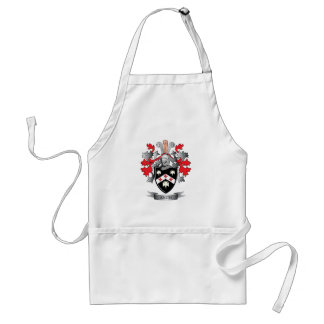 Smith Coat of Arms Standard Apron