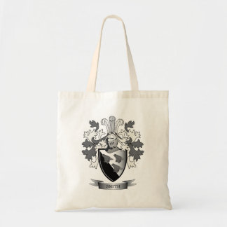 Smith Family Crest Coat of Arms Tote Bag