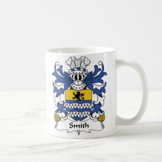 Smith Family Crest Coffee Mug