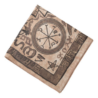 Smith Family Magic Parchment Bandana