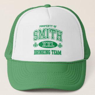 Smith Irish Drinking Team Trucker Hat