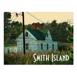 Smith Island Postcard