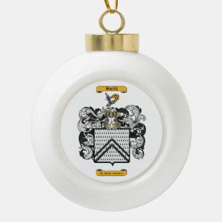 Smith (Kent) Ceramic Ball Ornament
