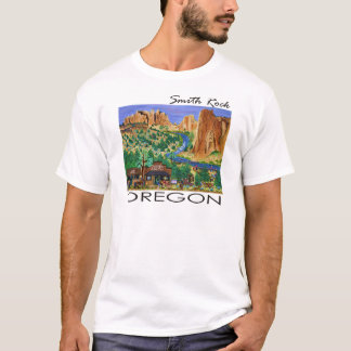 Smith Rock ~ Oregon T-Shirt
