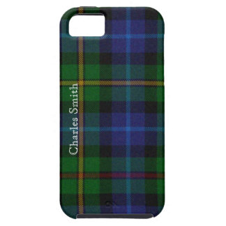 Smith Traditional Tartan Plaid iPhone 5 Case