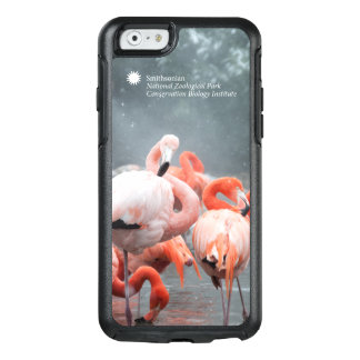 Smithsonian | Flamingos In The Snow OtterBox iPhone 6/6s Case