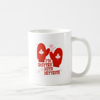 Smitten with Mittens Coffee Mug