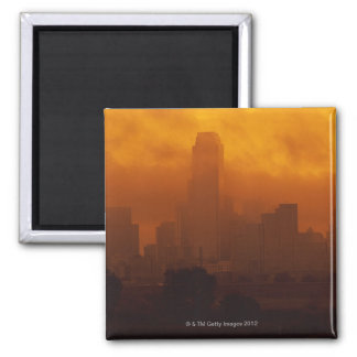 Smog in the City Magnet