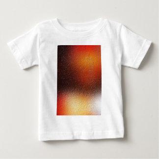 smoke Abstract Antique Junk Style Fashion Art Soli Baby T-Shirt