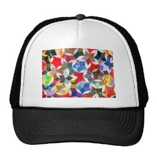 smoke Abstract Antique Junk Style Fashion Art Soli Trucker Hat