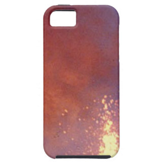 smoke and fire iPhone 5 cover