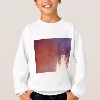 smoke and fire sweatshirt