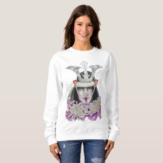 Smoke and flowers sweatshirt