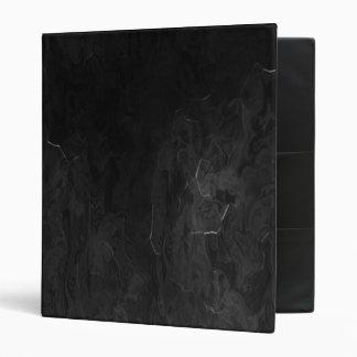 Smoke (Black)™ 3-Ring Binder