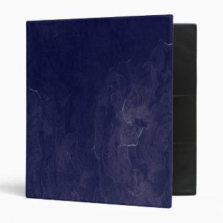 Smoke (Blue Deep)™ 3-Ring Binder