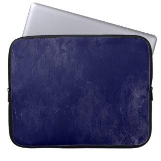 Smoke (Blue Deep)™ Neoprene Laptop Sleeve
