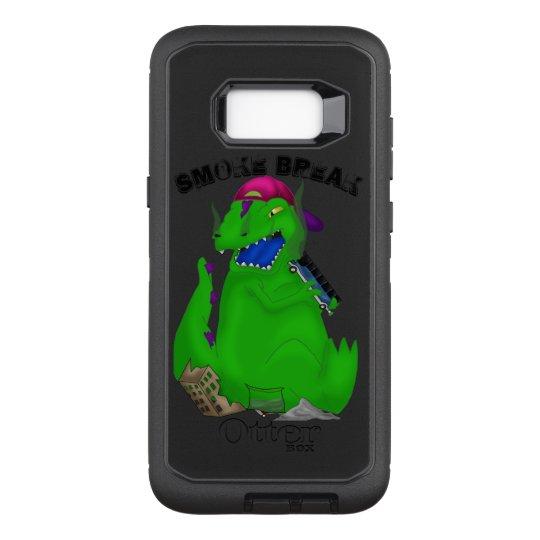 Smoke Break OtterBox Defender Samsung Galaxy S8+ Case