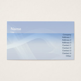 Smoke - Business Business Card