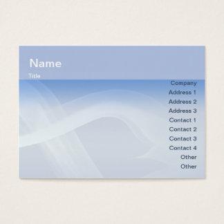 Smoke - Chubby Business Card