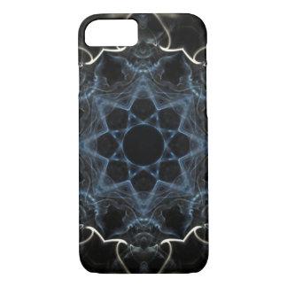 Smoke flower Kaleidoscope phone case