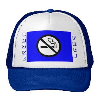 Smoke Free hat