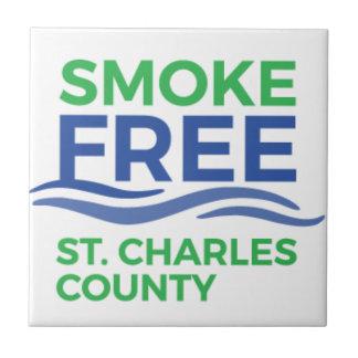 Smoke Free STC Products Tile