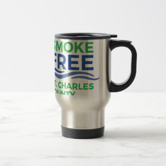 Smoke Free STC Products Travel Mug