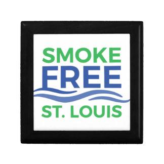 Smoke Free STL Products Gift Box