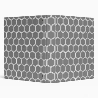 Smoke Hexagon 1 Binder