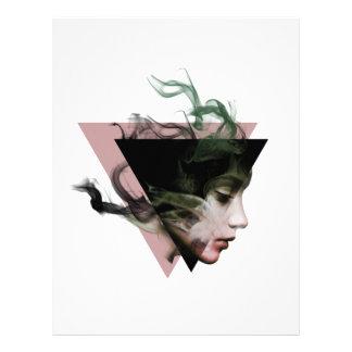 Smoke Illusion Letterhead