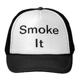 Smoke It Trucker Hat