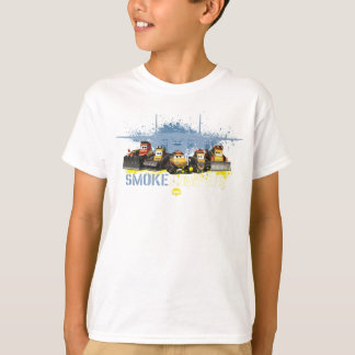 Smoke Jumpers Graphic T-Shirt