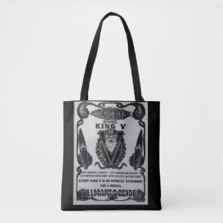 Smoke King V Tote